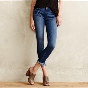 McGuire Pirelli Ankle Roll Jeans